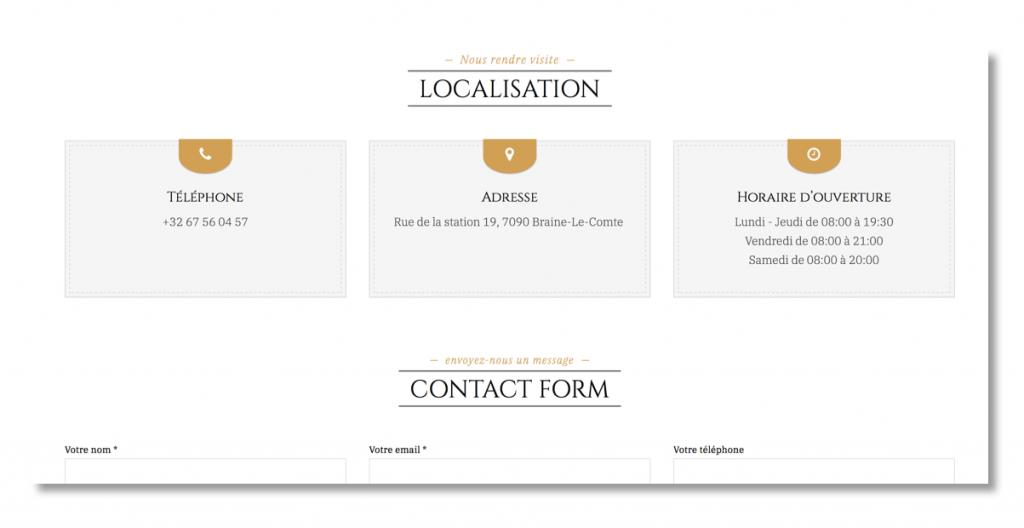 site web magique pizza